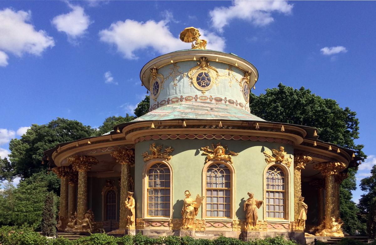 Chinesisches Haus- Schloss Sanssouci - Potsdam